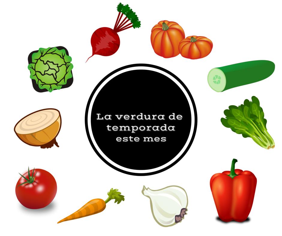 4. La verdura de temporada. Fruvesur